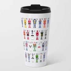 Transformers Alphabet Travel Mug