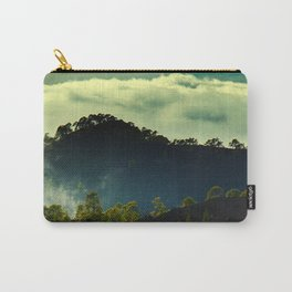 volcano island Carry-All Pouch