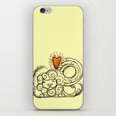 Love is in the air - 3 iPhone & iPod Skin