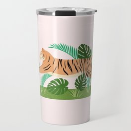 Jungle Cat Travel Mug