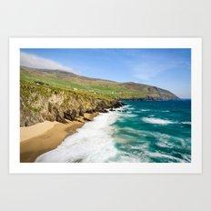 Slea Head Beach | Ireland (RR 226) Art Print