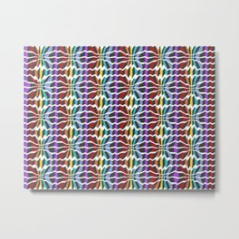 Syncopation Metal Print