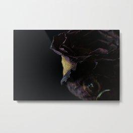 Dried Red 03 Metal Print