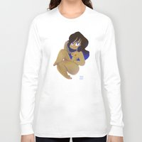 pinup Long Sleeve T-shirts featuring Pinup 2015 by MissPaty