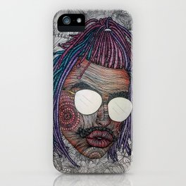 Androgynous iPhone Case