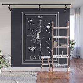 The Moon or La Lune Tarot Wall Mural