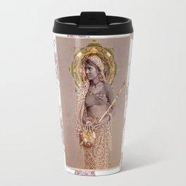 Woman from Bengal Travel Mug