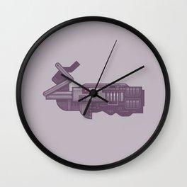 BFG 9000 Wall Clock