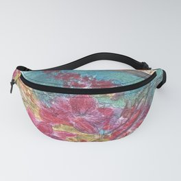Spring Blossoms Fanny Pack
