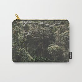 Jungle of Trees in Hilo, Hawaii Carry-All Pouch