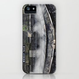 Ghosts of a Railway iPhone Case