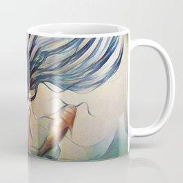 Into The Fish Bowl Coffee Mug