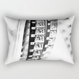 film BW Rectangular Pillow