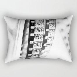 film BW Rectangular Pillow