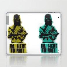 WRG - Weekly Riot Group Laptop & iPad Skin