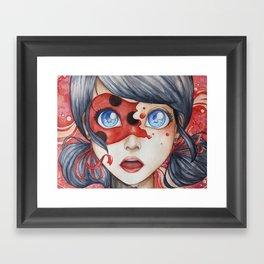 Miraculous Ladybug Framed Art Print