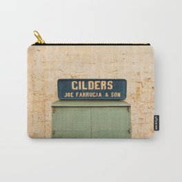 Vintage store sign Carry-All Pouch