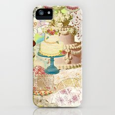 Marie Antoinette iPhone (5, 5s) Slim Case