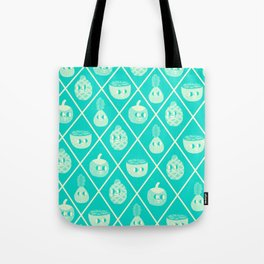 Fruit and Friends Tote Bag
