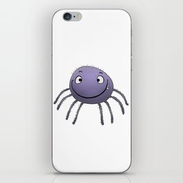 Spider Smile iPhone Skin