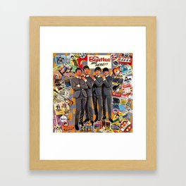 Beatmania!!! Framed Art Print