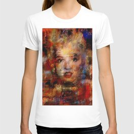 Once upon a time Marilyn T-shirt