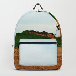 Stanhope PEI Lighthouse and Beach Backpack