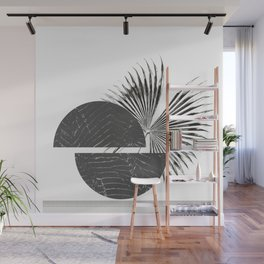 Contrast - Minimalism Mid-Century Modern Forms Wall Mural