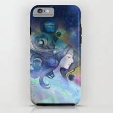 A thousand worlds on my mind Tough Case iPhone 6