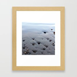 Here Just A While Framed Art Print