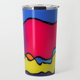 CALIFORNIA WAVE Travel Mug
