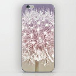 Dandy Lion Dream Photography iPhone Skin