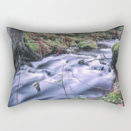 The Magic Ravine Rectangular Pillow