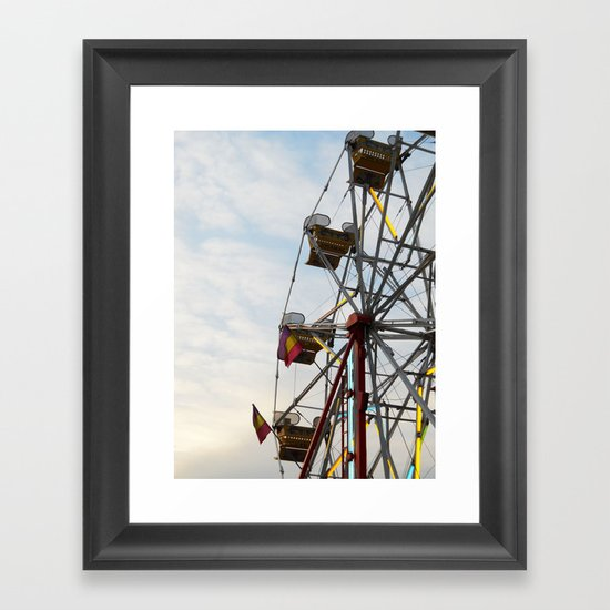 Carnival 1 Framed Art Print