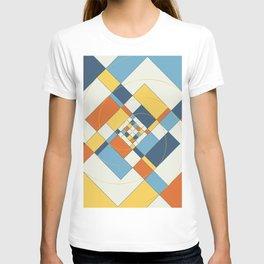 Fibonacci Experiment V T-shirt