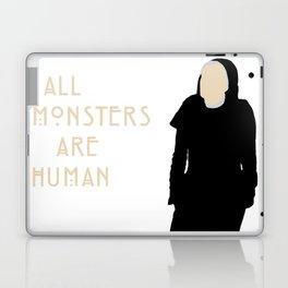 All Monsters Are Human - Sister Jude - AHS: Asylum Laptop & iPad Skin