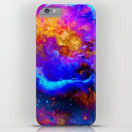 My Space - Galaxy - Universe - Manafold art iPhone Case