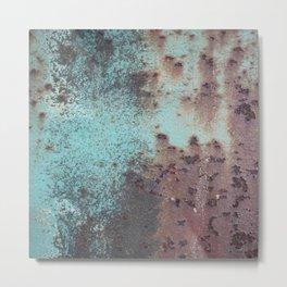 Eros-Ion Metal Print