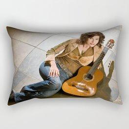 Slate Rectangular Pillow