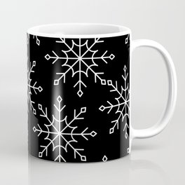 Give Me a Black & White Christmas - 3 Coffee Mug