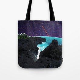 Stars in Wai' anapanapa Tote Bag