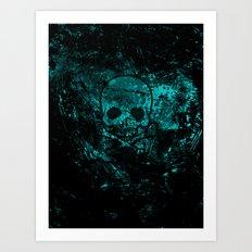 Texture 2 Art Print