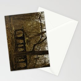 """Central """"Freaky"""" Park Stationery Cards"""