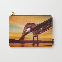 Pan-American Bridge Carry-All Pouch