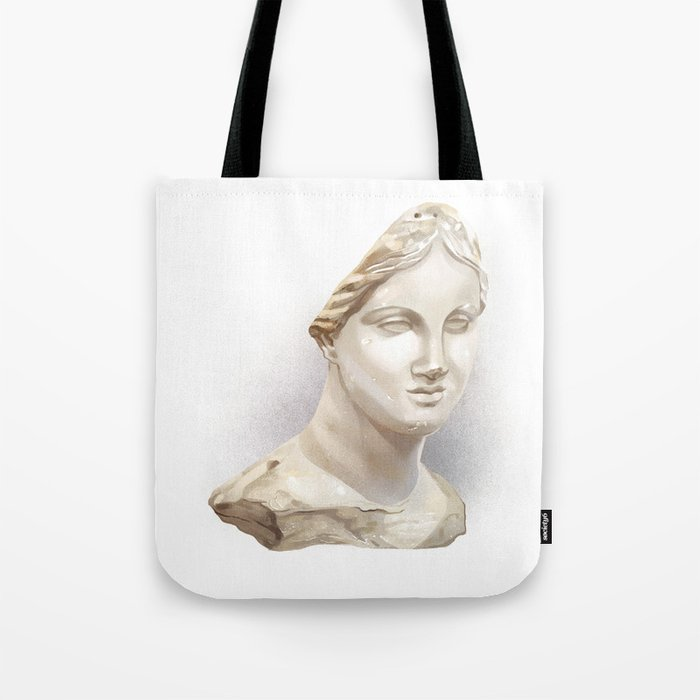 The Chios Head Tote Bag