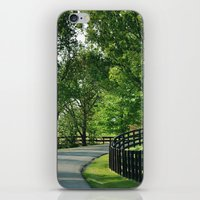 kentucky iPhone & iPod Skins featuring Kentucky by Lynn Photography