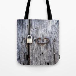 Hidden Door Tote Bag