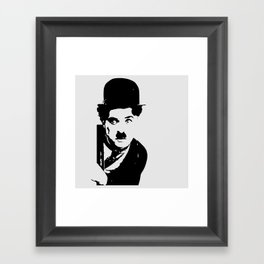 Charlie Framed Art Print