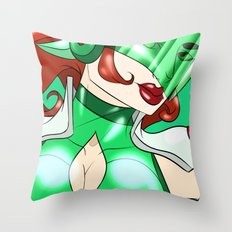 Matantei Throw Pillow