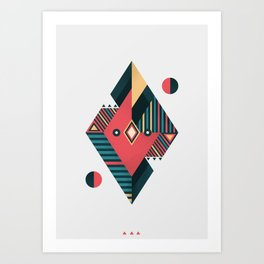 Arrow 03 Art Print